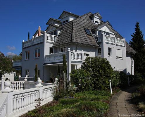 """Im Obergeschoss - unsere Maisonette-Ferienwohnung """"Am Schlosssee Salem"""""""