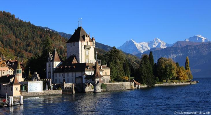 Schloss Oberhofen mit Restaurant