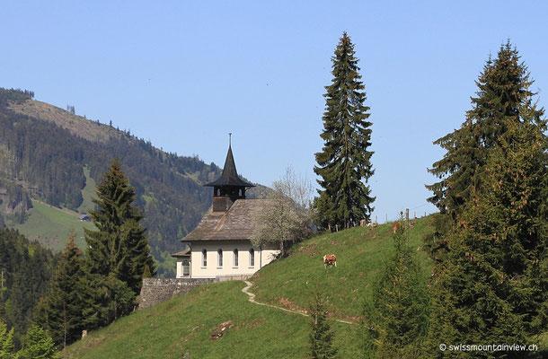 Weiter geht's durch den Kanton Fribourg