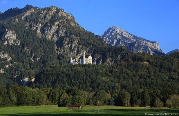 Schloss Neuschwanstein, Füssen