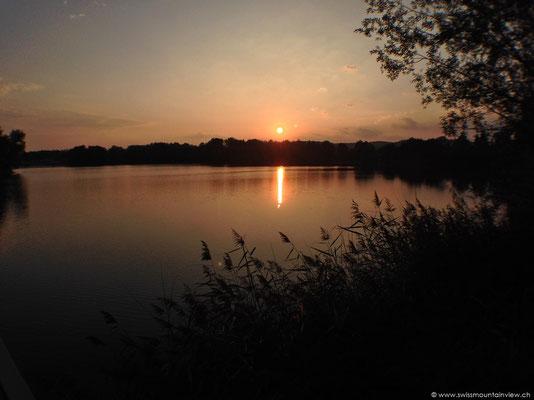 Sonne bis zum Sunset....