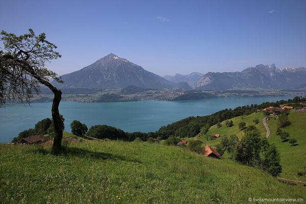 die Pyramide des Berner Oberlandes.