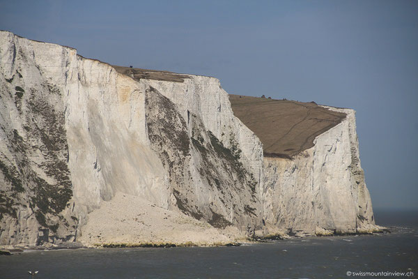 White cliffs of Dover - die weissen Klippen von Dover