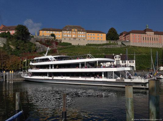 Hafen und Schloss Meersburg