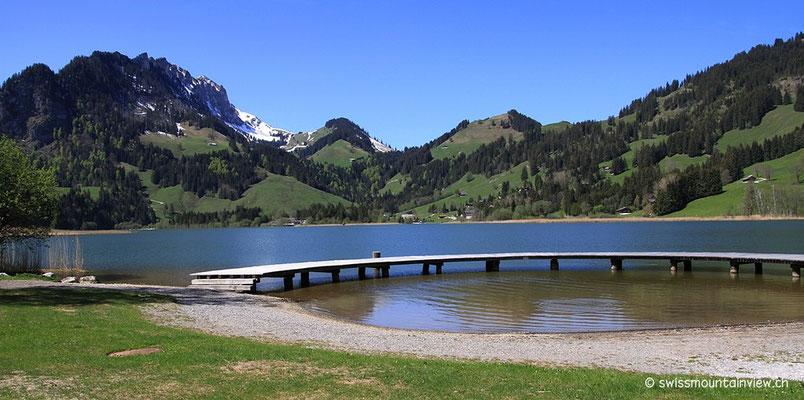 zum Schwarzsee.