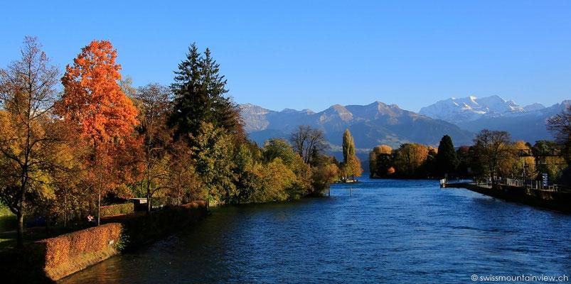Thun - das Tor zum Berner Oberland