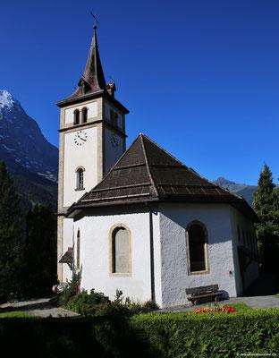 malerischen Kirche