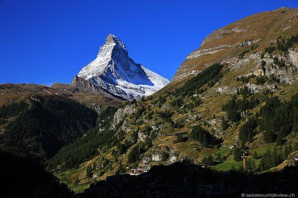 Ein herrlicher Toblerone-Mountain-Tag in Zermatt