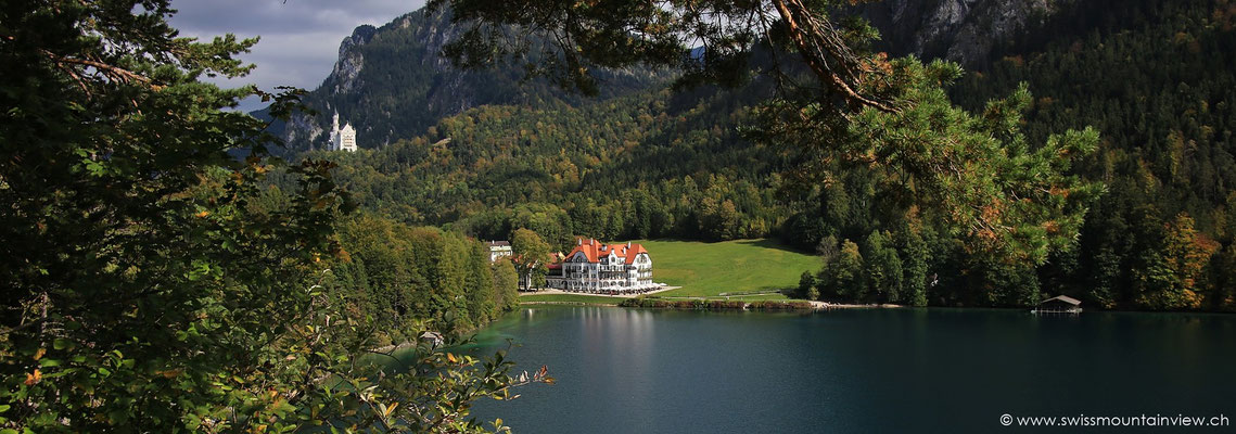 Alpsee bei Füssen