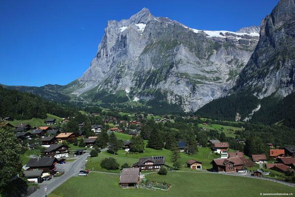 zurück nach Grindelwald.
