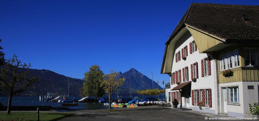 Neuhaus in der Nähe von Interlaken