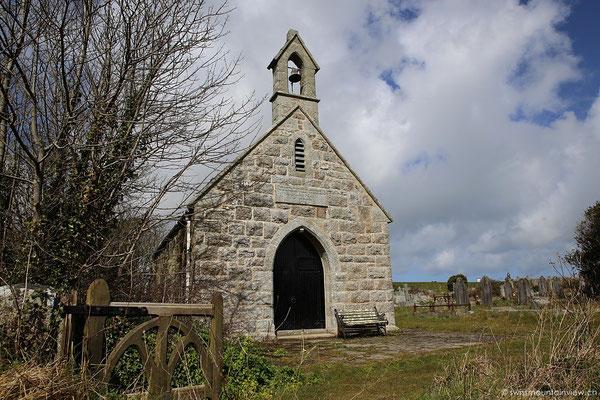 St.Uny church in Lelant