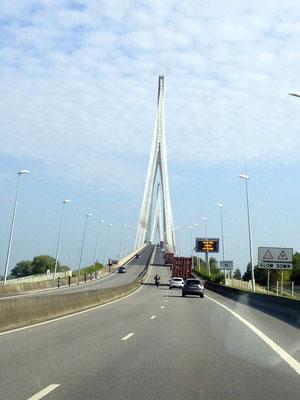 Brücke nach Le Havre
