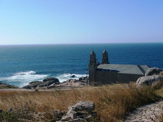 Die Steinkirche von Muxia