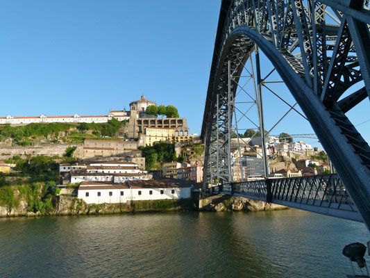 Imposante Brückenbauten ....