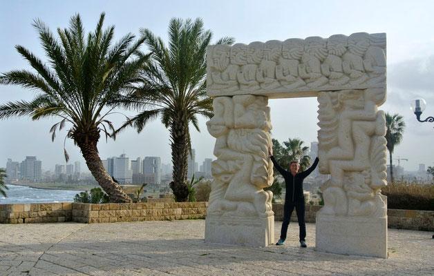 Die Eroberung von Jericho (Denkmal)