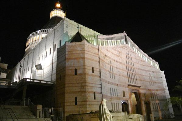 Verkündigungskirche in Nazareth