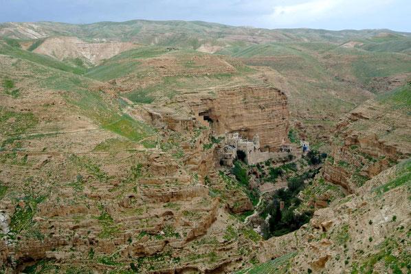 Kloster Sankt George am Berg der Versuchung