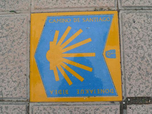 Man kann Santiago nicht verfehlen