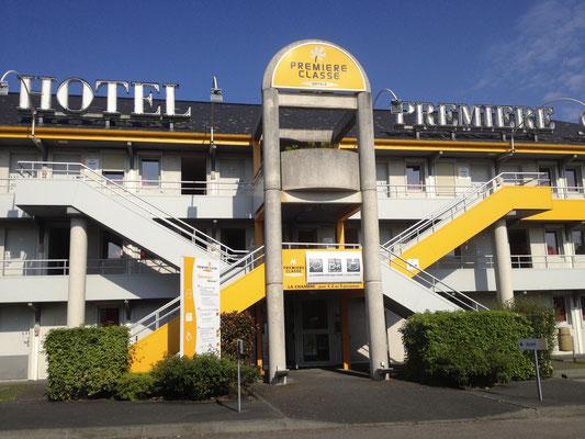 Hotel in Honfleur