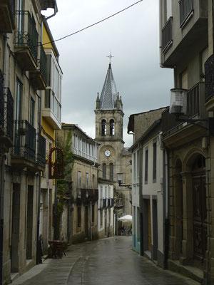 Kathedrale von Sarria