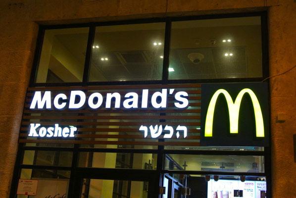 McDonald einmal anders