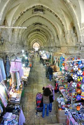 Souk von Jerusalem