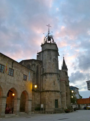 Kirche in Pedanzos