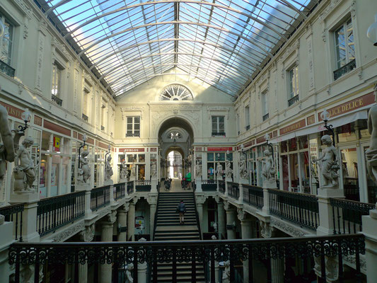 Passage Pommeraye in Nantes