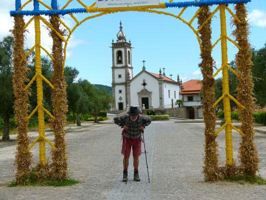 Irgend ein Dorf in der Pampa.