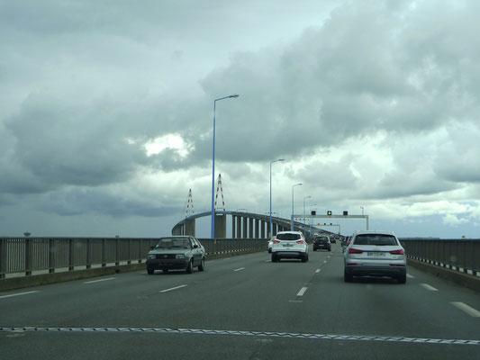 Brücke von Saint Nazaire