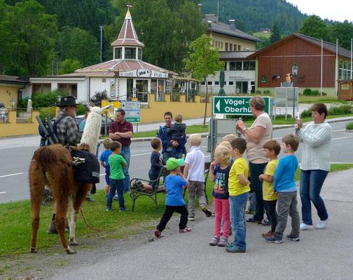 17.6.14, Kindergarten Forstau