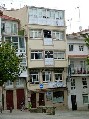 Unser kleines Hotel