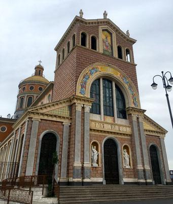Kirche der schwarzen Madonna, Tindari