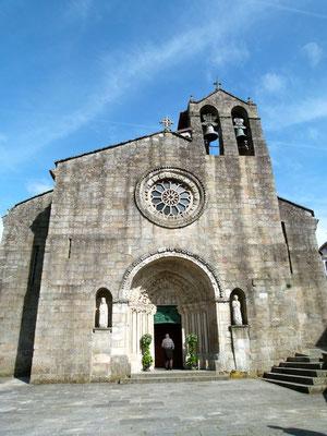 Kirche Santa Maria de Acougue in Pedanzos