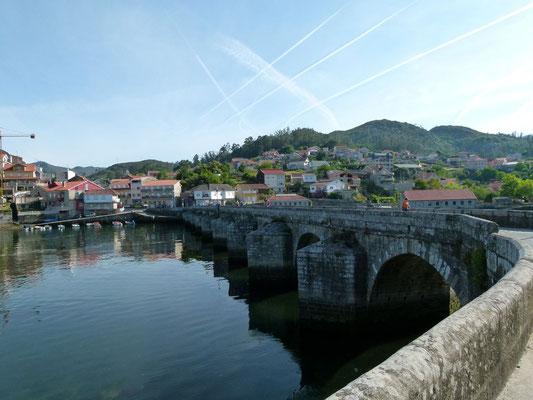 Römerbrücke in Pontesampaio