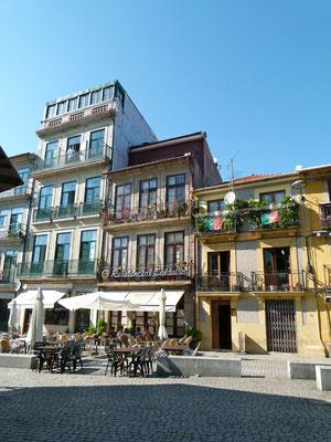 Unser Hotel in Porto