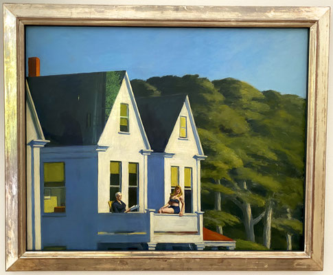 Fondation Beyeler - Edward Hopper