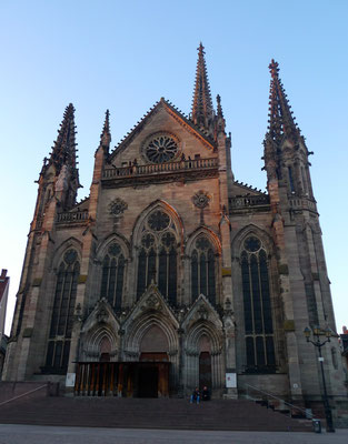 Cathedral Mulhouse
