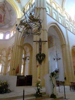 Basilique du Sacré-Coeur, Paray-le-Monial