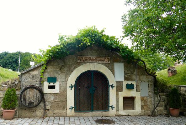 Kellergasse Purbach