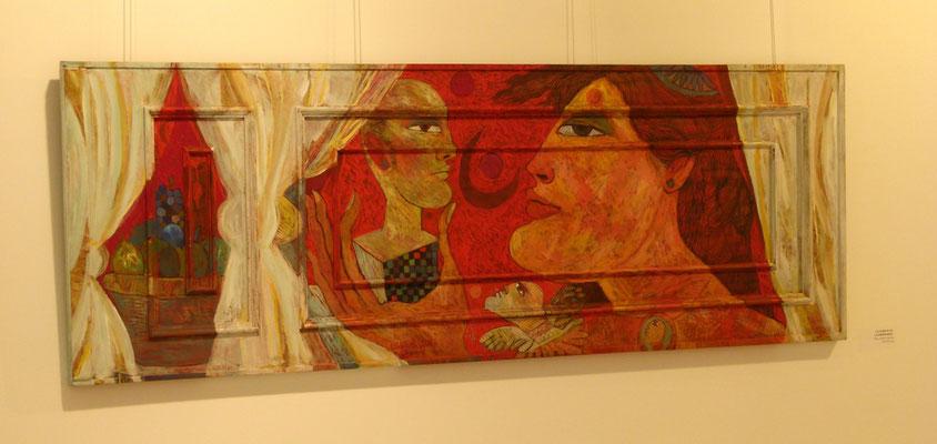 Galerie in Santiago