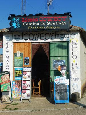 Die Bar von El Gonso
