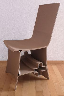 Bambusstuhl Swissdesign