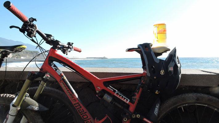Apres-Bike-Belohnung