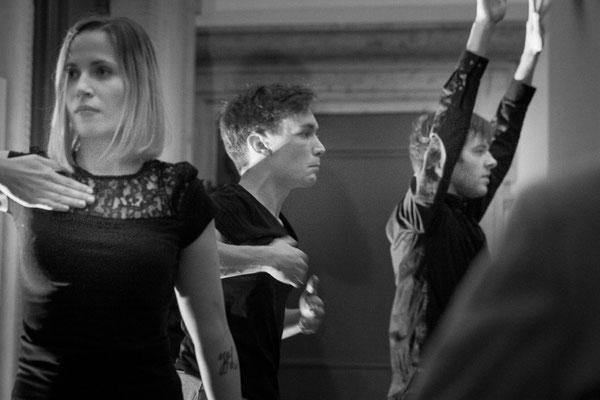 Charlotte Seither: Echos of O's   Palais im großen Garten   AuditivVOKAL Dresden
