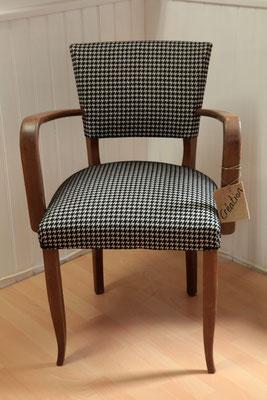 fauteuil bridge, tapissier décorateur Millau Au Petit Crine