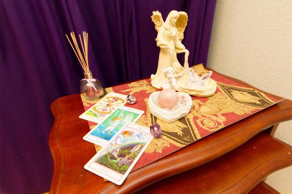 占い師カレナ・ケンパパ 長崎の当たる占いサロン「幸運への鍵」