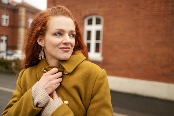 Moderne Streetphotography in fashion photography look mit Modelfotograf aus Erlangen