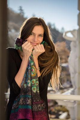 Fashion-Shooting mit hübscher Lady aus Erlangen aufgenommen von Erlangen Portraitfotografen